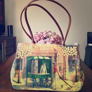 Handbags - Decorative Tote Bag